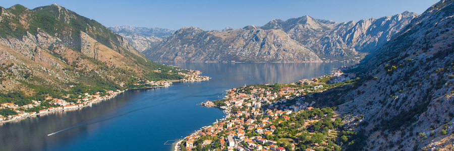 bay of kotor montenegro