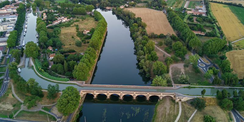 pont canal beziers