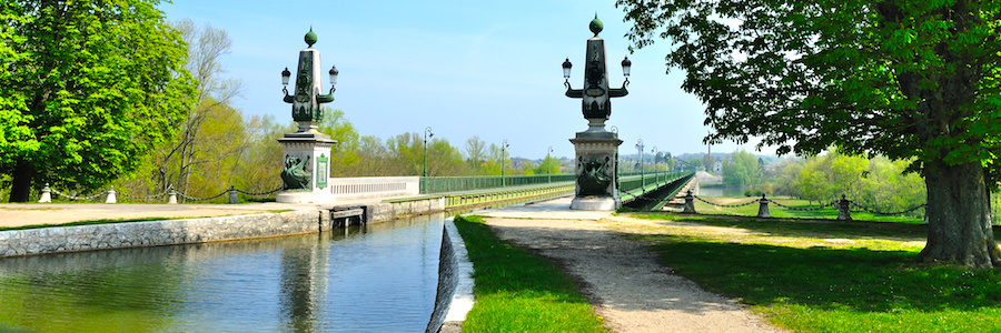 bridge canal de briare