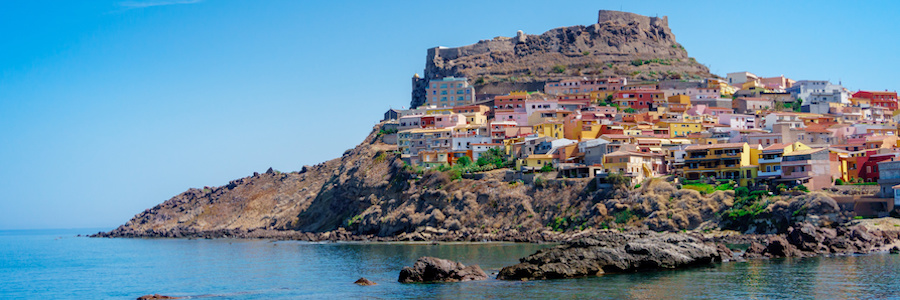 most beautiful villages sardinia castelsardo