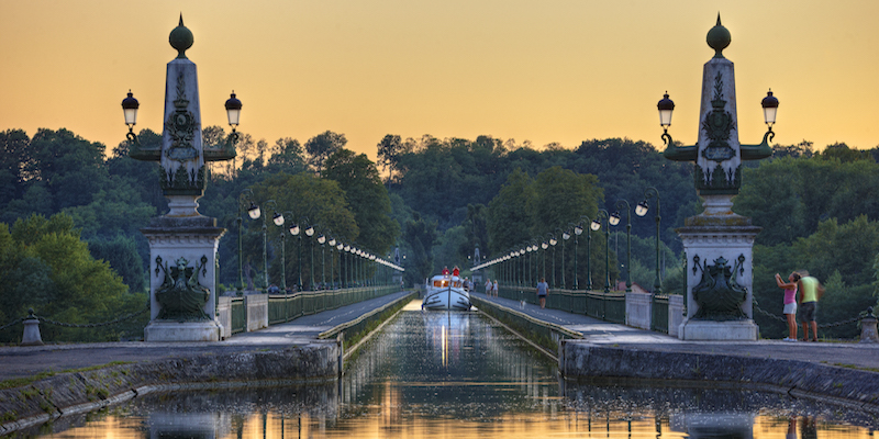 pont-canal briare