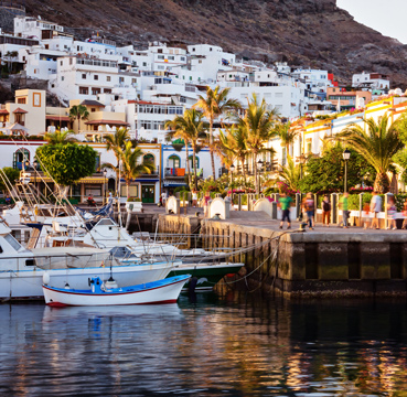 Boat hire Canary Islands