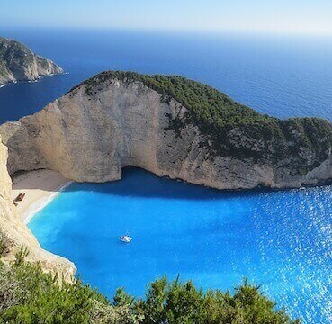 Boat hire Greece